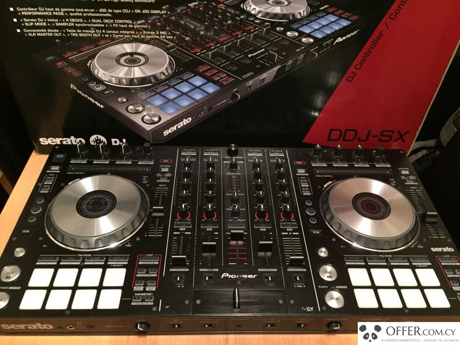 for sale pioneer ddj sx 450 pioneer xdj rx 900 numark ns7 ii 600 43405en cyprus. Black Bedroom Furniture Sets. Home Design Ideas