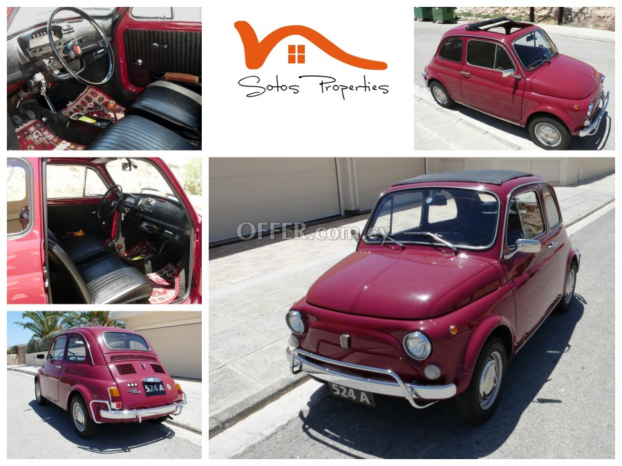 Fiat  Used Cars Cyprus