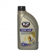 K2 10W-40 SEMISYNTHETIC 1 LT