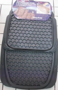 PACKY PODA SET MATS BLACK