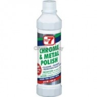 NO7 CHROME & METAL POLIH 236 ML