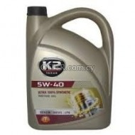K2 5W-40 ULTRA 100 % SYNTHETIC 5 LT