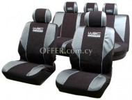 WRC FULL SET SEAT COVERS RALLY