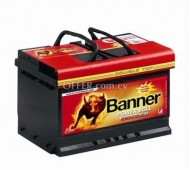 BANNER BATTERIES 70 AH