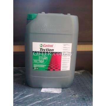 CASTROL TECTION 20W-50 20 LT - 1
