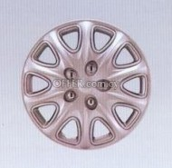 A&C SET WHEEL COVER SILVER 13 '' - 1