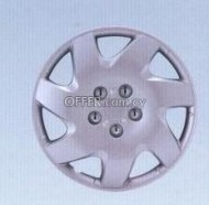 A&C SET WHEEL COVER SIVER 15 ''