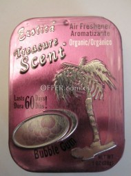 EXOTICA TREASURE SCENT BUBBLE GUM