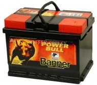 BANNER BATTERIES 62 AH