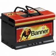 BANNER BATTERIES 60 AH