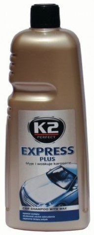 K2 EXPRESS PLUS SHAMPOO 1LT