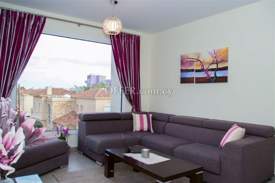 Newish And Modern Two Bedroom Apartment In Potamos Germasogeias - 1