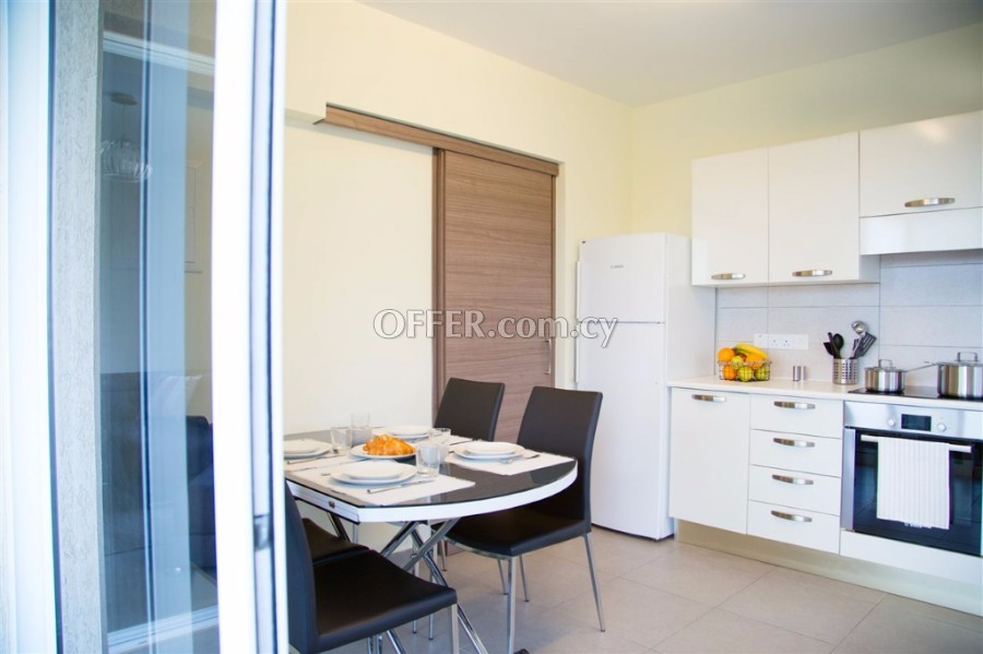 Newish And Modern Two Bedroom Apartment In Potamos Germasogeias - 3