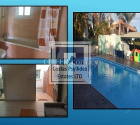 ** GROUND FLOOR APARTMENT FOR SALE IN AY. ATHANASIOS (JUMBO) AREA **