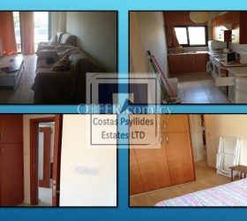 ** 2 BEDROOM FLAT FOR RENT IN MOUTTAYIAKA TOURIST AREA - (RENTED) **