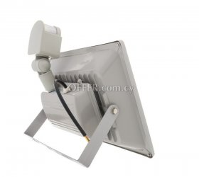 LED FLOODLIGHT WITH PIR 50W - 2