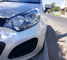 2012 KIA Rio 1.2L Diesel Manual Hatchback