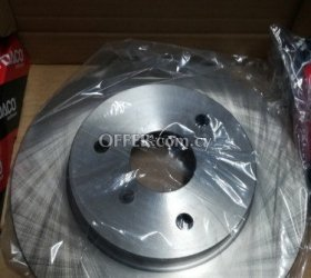 Brake disc, front axle - smart