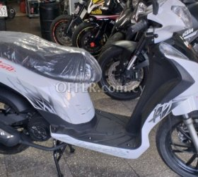 New Lonjia 125cc euro 4 Special offer Scooter