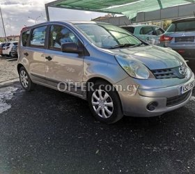 2009 Nissan Note 1.4L Petrol Manual Hatchback