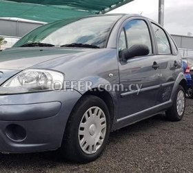 2009 Citroen C3 1.3L Petrol Manual Hatchback