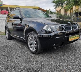 2007 BMW x3 2.0L Petrol Manual SUV