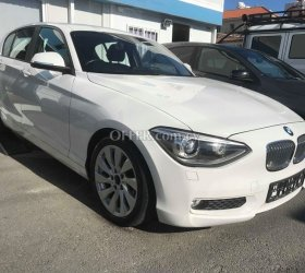 2013 BMW 120i 1.6L Petrol Automatic Hatchback