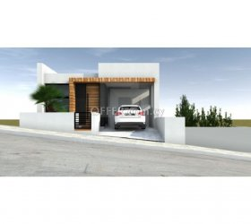 Residential plot of 258sq.m with own title, permit & plans for sale