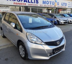 2013 Honda FIT 1.3L Petrol Automatic Hatchback