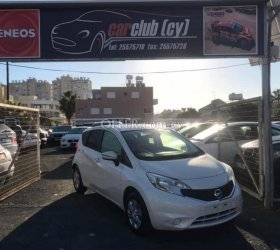 2016 Nissan Note 1.2L Petrol Automatic Hatchback