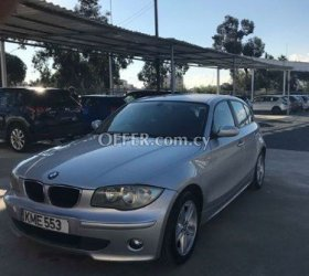 2005 BMW 116 1.6L Petrol Manual Hatchback