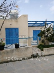 2 Bed  				Bungalow 			 For Rent in Monagroulli, Limassol