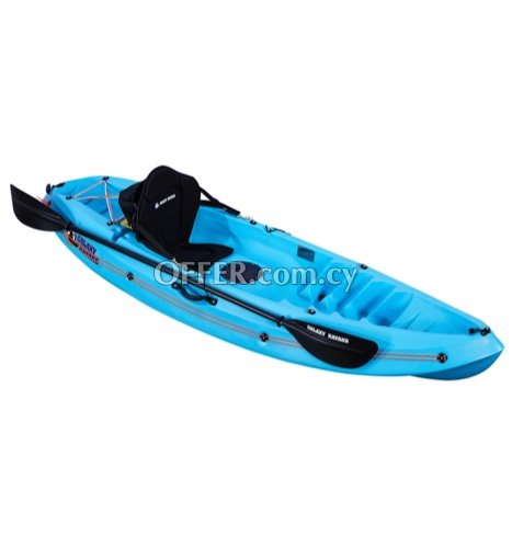 Kayak Galaxy Fuego for leisure - 5