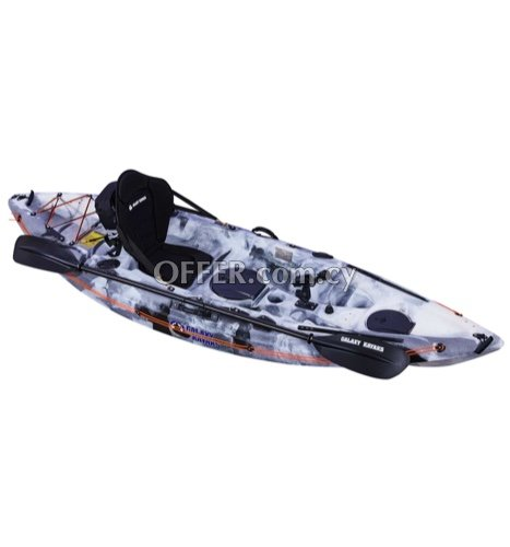 Kayak Galaxy Cruz (fishing or leisure)- Free delivery - 5