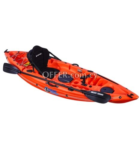 Kayak Galaxy Cruz (fishing or leisure)- Free delivery - 2