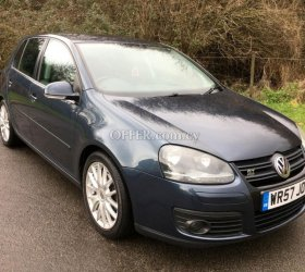 2007 Volkswagen Golf 2.0L Diesel Manual Hatchback