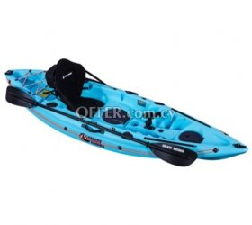 Kayak Galaxy Cruz (fishing or leisure)- Free delivery - 1