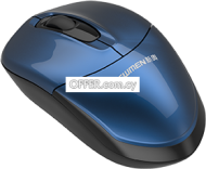 Newmen F356B Wireless Mouse Blue
