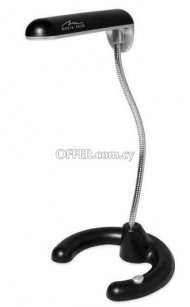 MediaTech MT5036 USB L.E.D Lamp USB Flexible Arm