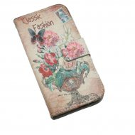 Book case for htc m8 classic fashion