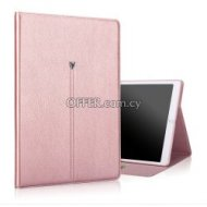 "Book case XUNDD Noble series for Apple iPad Pro 9.7"" rose gold"