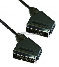 vCOM SCART TO SCART CABLE 1.5 METER