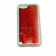 HARD CASE FOR IPHONE 6/6S GLITTER RED