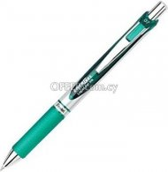 Pentel Pen Energel Metal Tip Roller Ball 0.7mm – Green