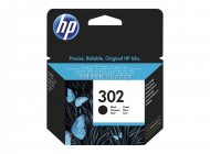 HP INK CARTRIDGE 302 BLACK