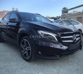 2015 Mercedes GLA 2.2L Diesel Automatic SUV