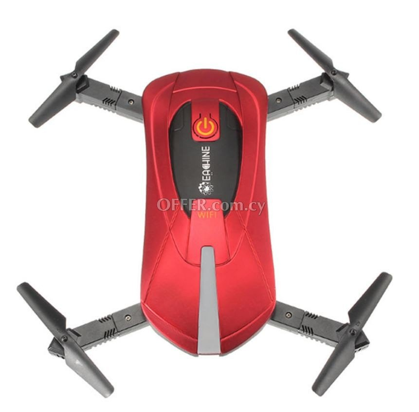 Eachine E52 WiFi DRONE Foldable RC Camera Quadcopter - 3