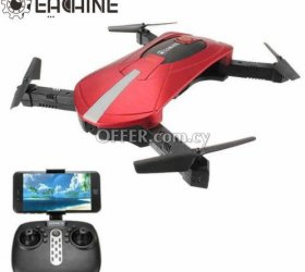 Eachine E52 WiFi DRONE Foldable RC Camera Quadcopter - 5