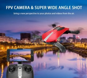 Eachine E52 WiFi DRONE Foldable RC Camera Quadcopter - 4