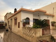 Single storey elevated house with basement, Krasa Area, Larnaca, Cyprus